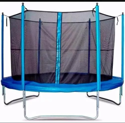 alquiler de cama elastica 3 metros