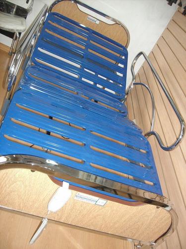 alquiler de  cama  electrica completa con colchon y barandas