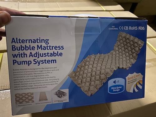 alquiler de camas articuladas nuevas desde  $ 1950