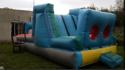 alquiler de camas elasticas-inflables, pool, sapo, etc......