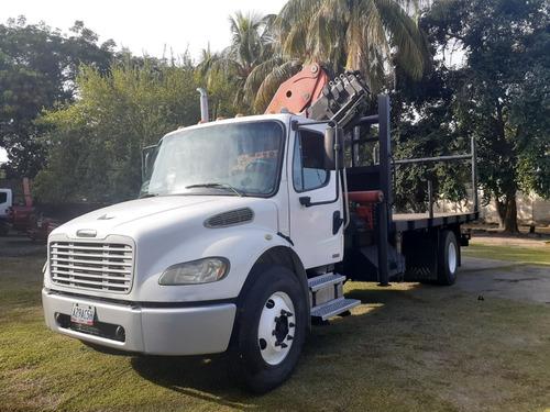 alquiler de camión con brazo articulado