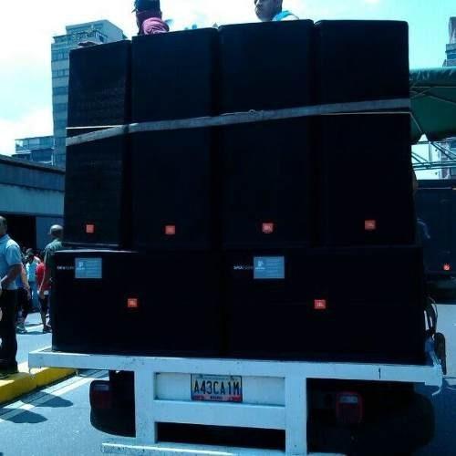 alquiler de camion de perifoneo o de sonido