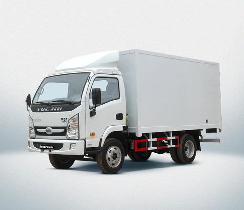 alquiler de camión furgon   5tn