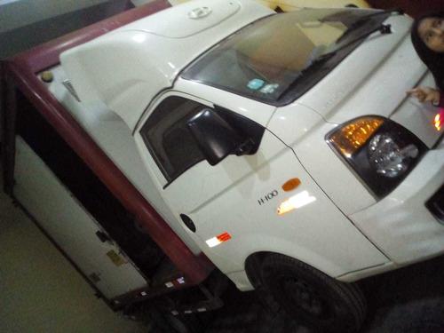 alquiler de camion furgon y servicios