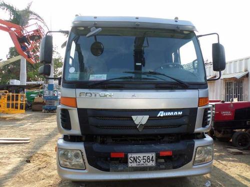alquiler de camión grúa