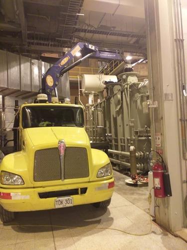 alquiler de camion grua