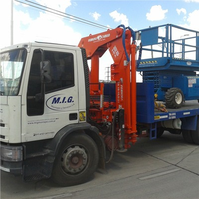 alquiler de camion hidrogrua con o sin barquilla