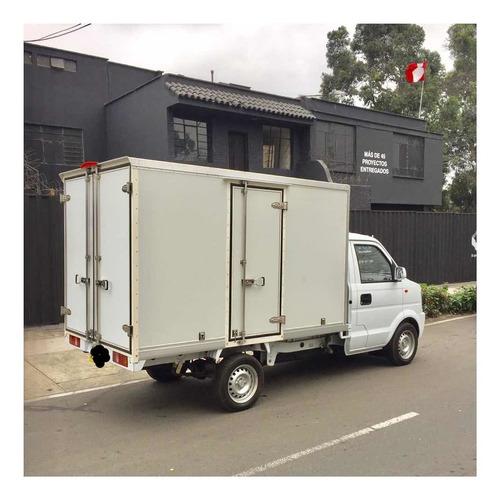 alquiler de camión refrigerado con frio