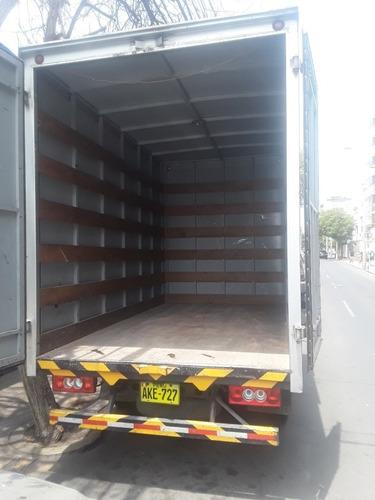 alquiler de camiones carga seca, camión frigorífico y van
