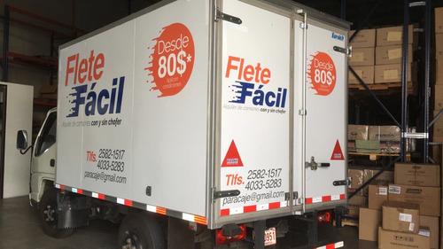 alquiler de  camiones. con o sin chofer