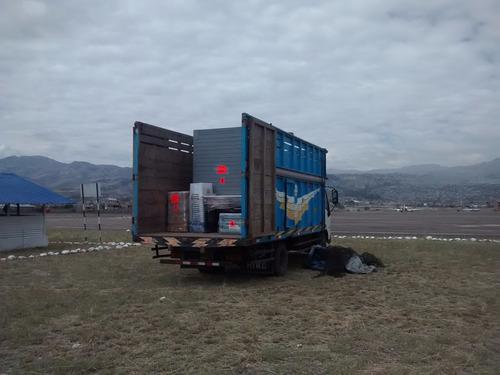 alquiler de camiones nuevos y fletes