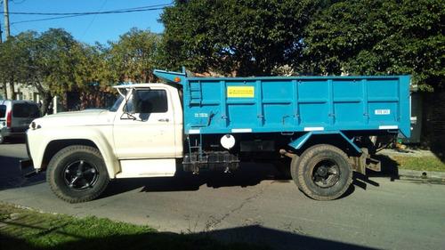 alquiler de camiones volcadores, balancines y maquinas-norte