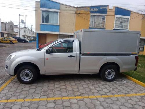 alquiler de camioneta con furgón
