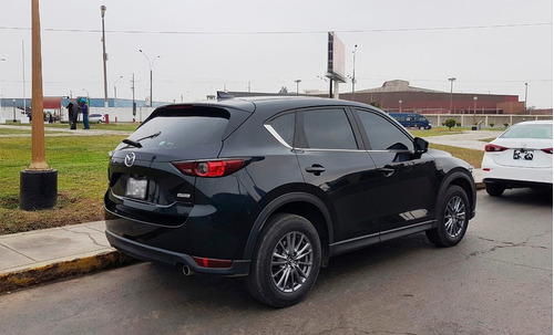 alquiler de camioneta mazda cx5 2018