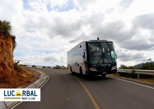 alquiler de camionetas 4x4, buses, camiones en huancavelica