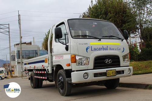 alquiler de camionetas 4x4, buses, camiones  lima
