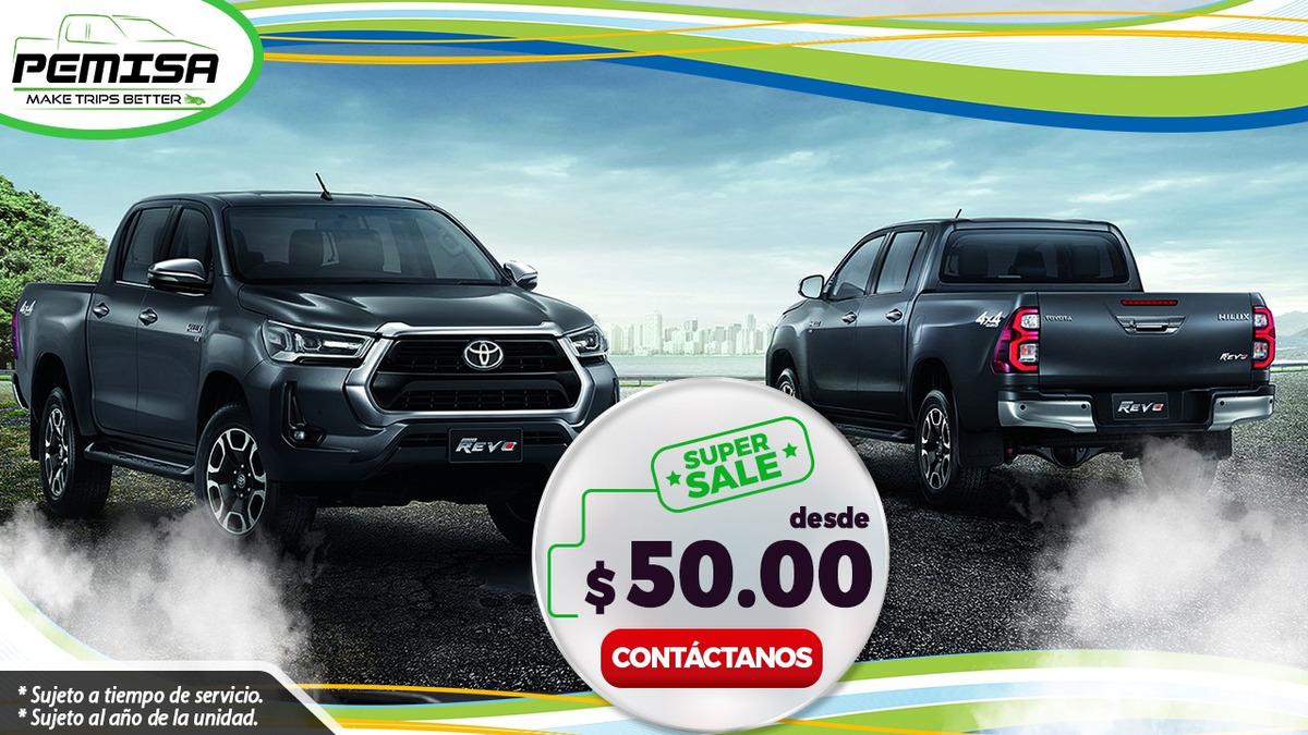 Alquiler De Camionetas 4x4 Toyota Hilux Fortuner Minivan Etc U S 50 En Mercado Libre