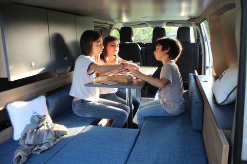 alquiler de campervan, motorhome, autocaravana casa rodante
