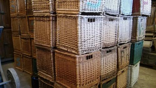 alquiler de canastos para mudanzas   -   zona norte