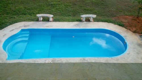 alquiler de caney con piscina y servicios, finca mi favorita