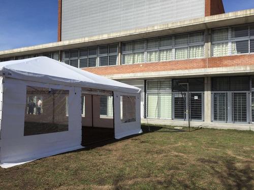 alquiler de carpa y pisos para eventos !! 95 m2