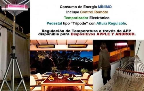 alquiler de carpas, calentadores de ambiente y salas lounge