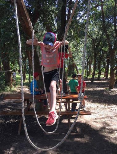 alquiler de carpas canadienses camping campamentos colegios