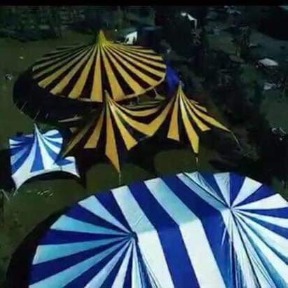 alquiler de carpas de circo
