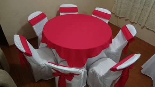 alquiler de carpas, sillas, mesas y mantelería 0992789855