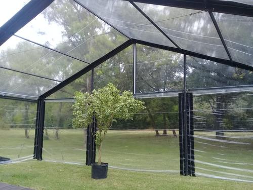 alquiler de carpas transparentes y carpas convencionales