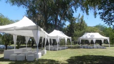 alquiler de carpas y gazebos estructurales para eventos
