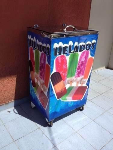 alquiler de carrito de helados, colchones, todo para fiestas