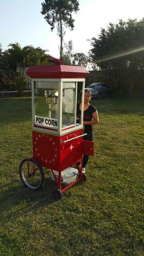 alquiler de carritos popcorn/algodon