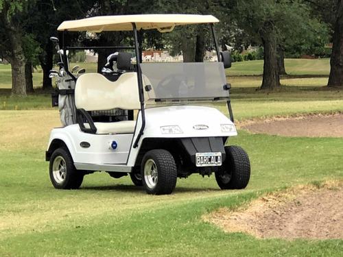 alquiler de carros de golf por semana