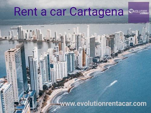 alquiler de carros en cartagena, medellin, rionegro