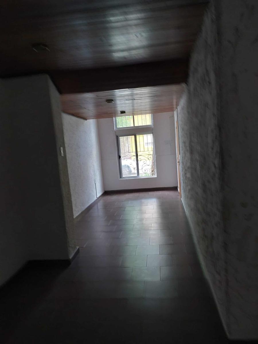 alquiler de casa 2 dorm , living com,fondo $19900  091295124