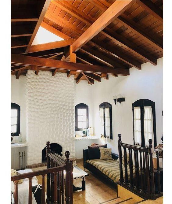 alquiler de casa amoblada 315mts country aranjuez