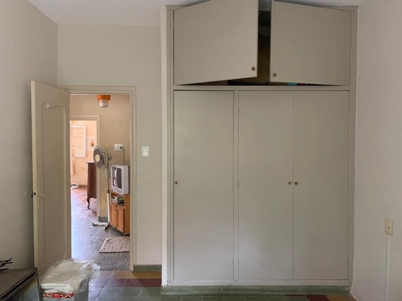 alquiler de casa de 3 dormitorios reciclada, garage, fondo, jardín