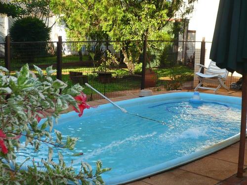 alquiler de casa diario  completamente amueblado con piscina