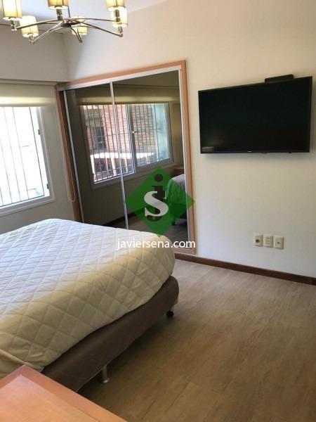 alquiler de casa en la mansa, 3 dormitorios, 2 baños, a 2 cuadras del mar- ref: 43978