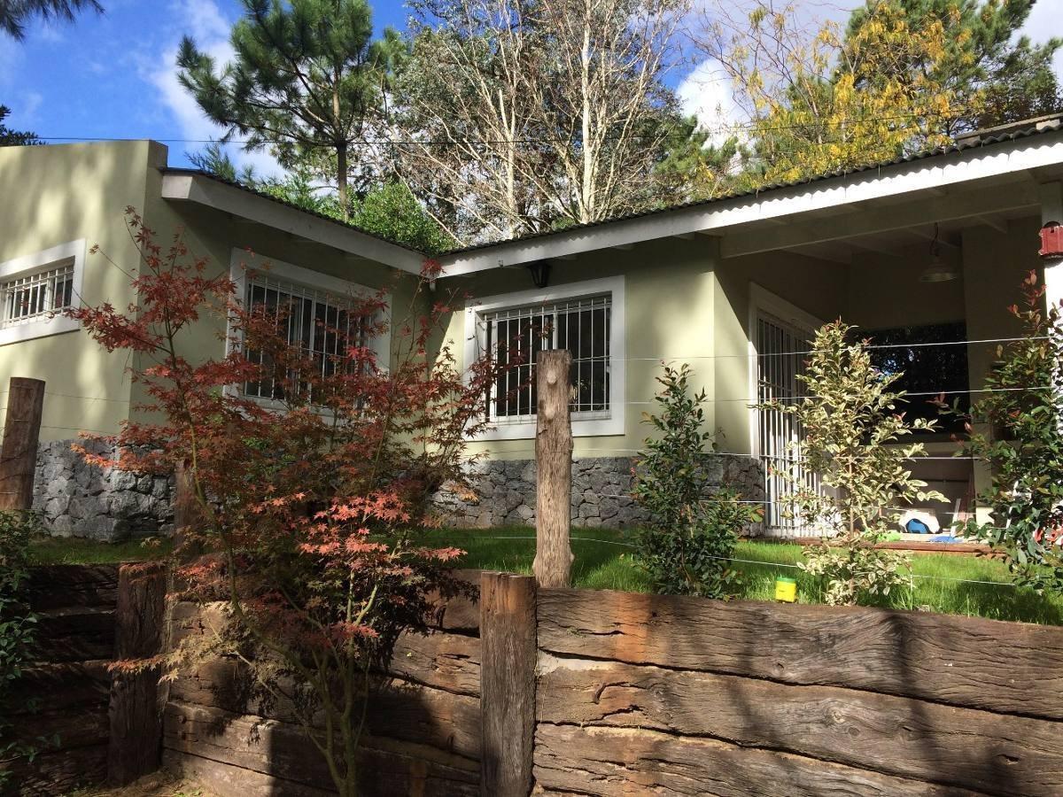 alquiler de casa en valeria del mar - 2 ambientes con jardin