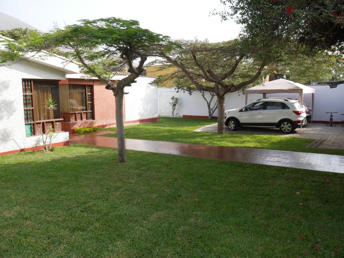 alquiler de casa la molina con piscina para eventos y otros