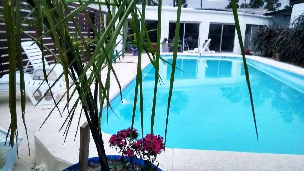 alquiler de casas con piscinas a estrenar por día fin de sem