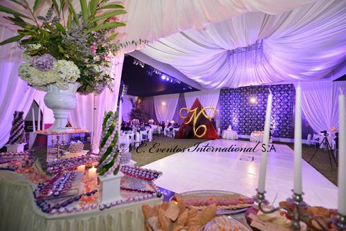 alquiler de casas en la molina para bodas y quinceaños