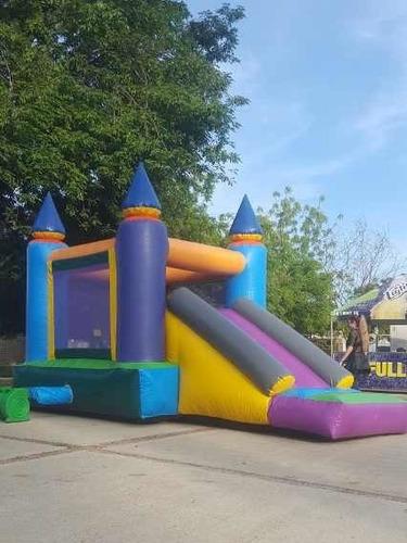 alquiler de castillo inflable