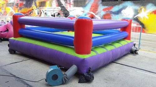 alquiler de castillos inflables acuaticos