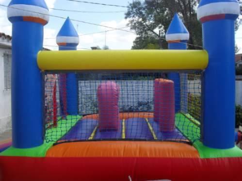alquiler de castillos inflables, camas y copos 23070751