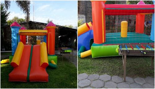 alquiler de castillos inflables !!!!! castillos fika kids!!!
