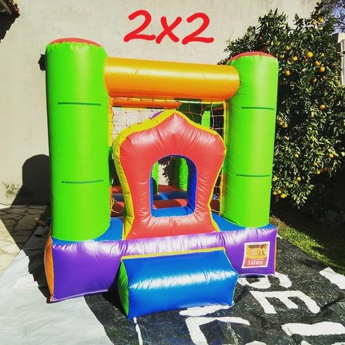 alquiler de castillos inflables-metegoles-hurlingham-tesei