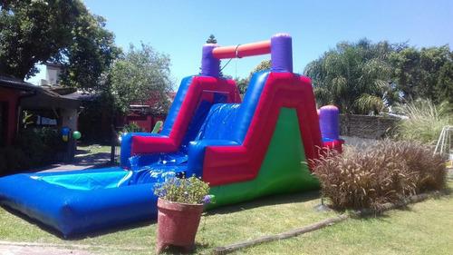 alquiler de castillos inflables, peloteros, living, puff